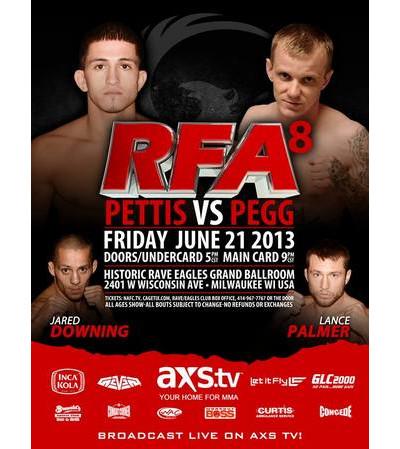RFA_8_Pettis_vs._Pegg_Poster