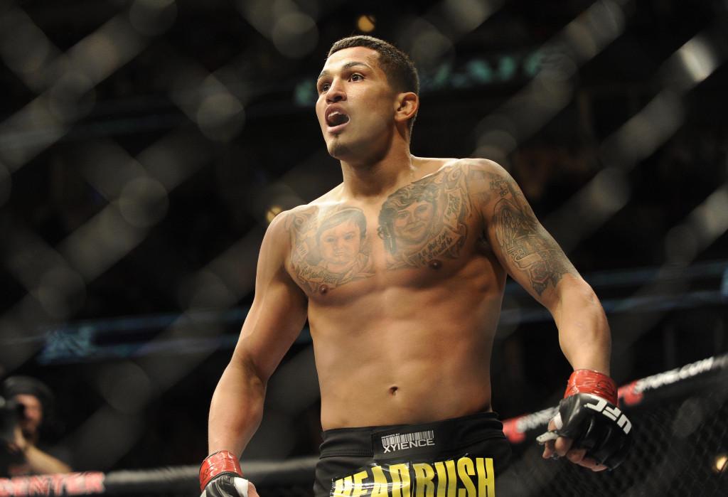 MMA: UFC on FOX 6-Cerrone vs Pettis