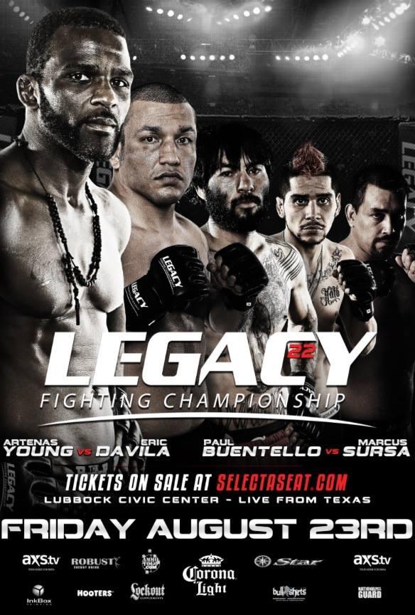 Legacy 22