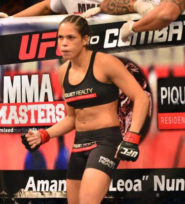MMA: UFC 163-Nunes vs Graff