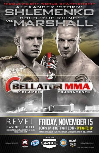 Bellator_107_Shlemenko_vs._Marshall_Poster
