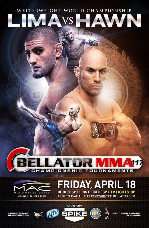 Bellator-117-Poster