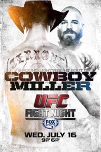 UFC_Fight_Night_45_Cerrone_vs._Miller_Poster