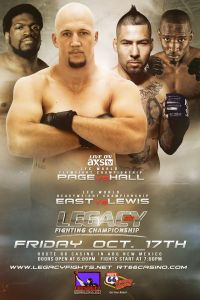 Cody-East-and-Damacio-Page-Legacy-Poster