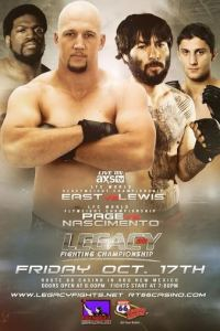 Legacy_FC_36_East_vs._Lewis_Poster