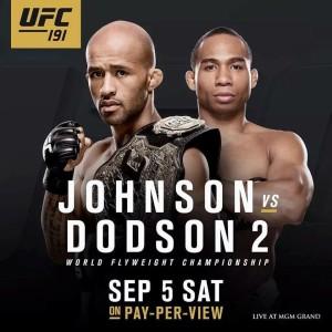 UFC191