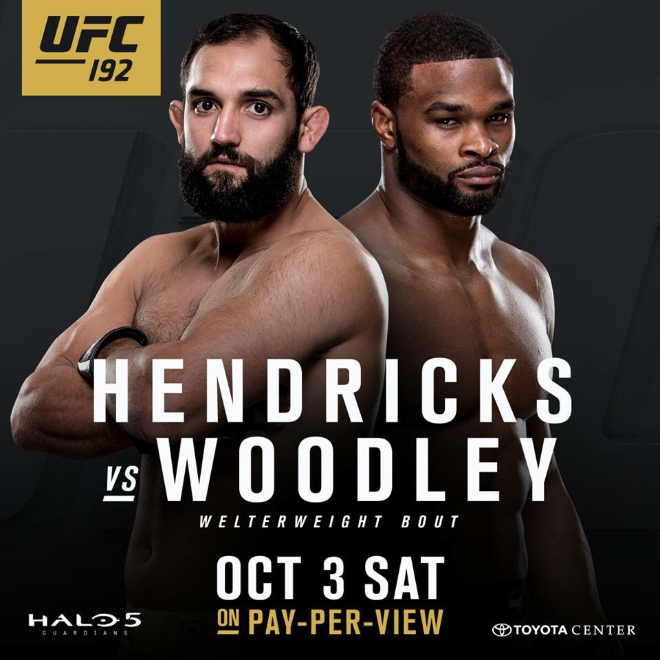 UFC 192 adds Hendricks vs. Woo...