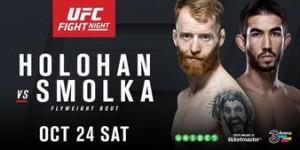 UFC_Dublin_Holohan_vs._Smolka_Poster
