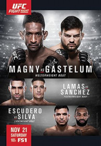 UFC_Fight_Night_Magny_vs._Gastelum_Poster