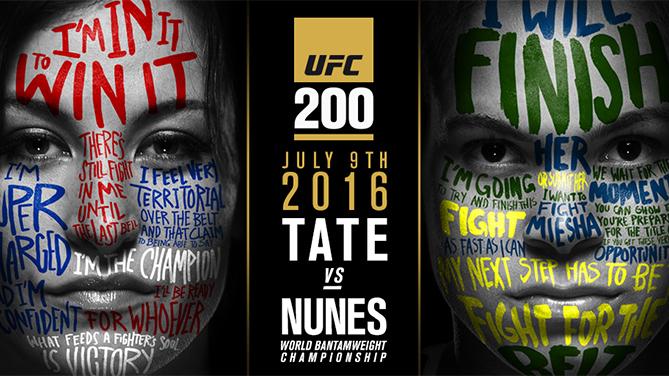 TateNunes_UFC200boutannouncement