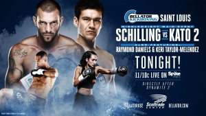 bellator kickboxing 2