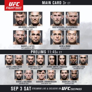 ufc germany