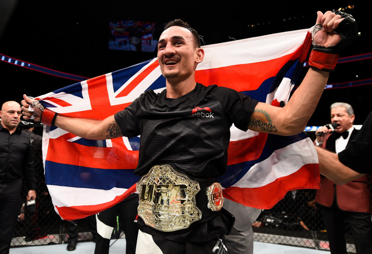 Holloway vs. Volkanovski set for UFC 245