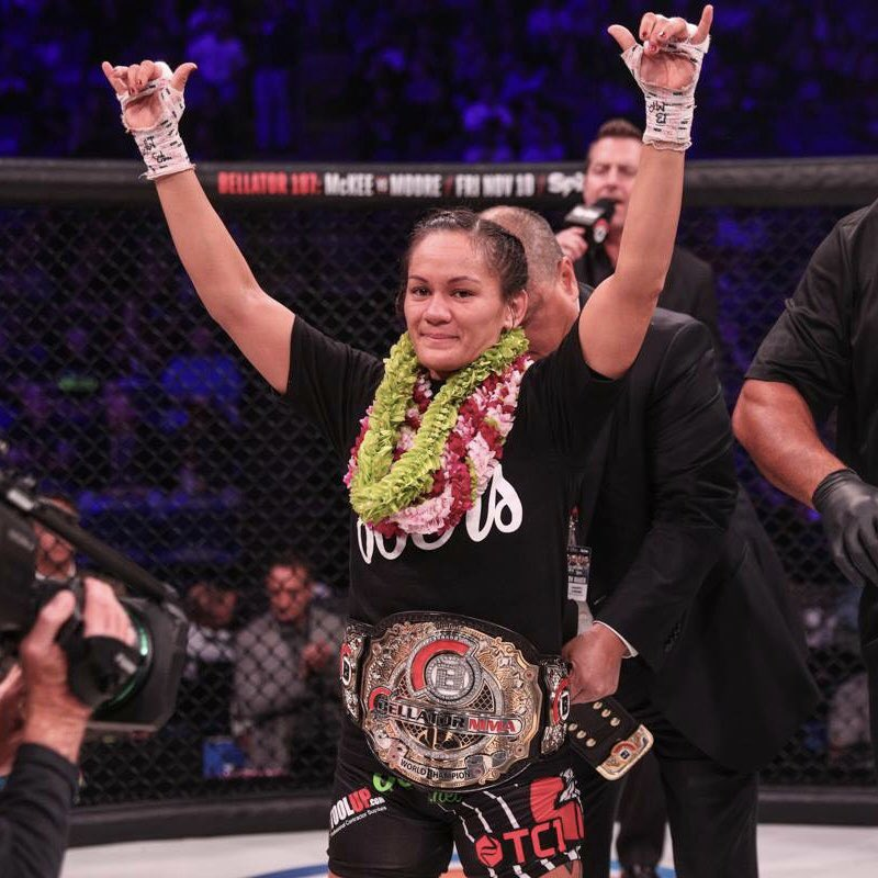 Just Before Christmas Bellator MMA returns to Hawaii
