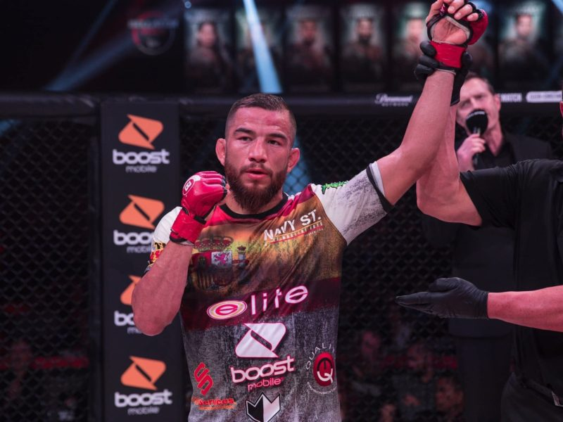 Archuleta vs. Bandejas heads for Bellator 214