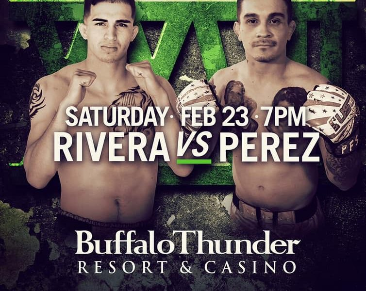 Jackson's MMA Series XXVII headlined by Rivera vs. Perez