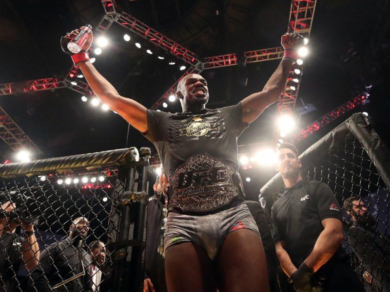 Bones vs. Lionheart slated to headlined UFC 235