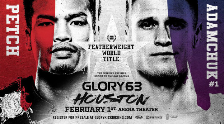 Glory 63 Quick Results