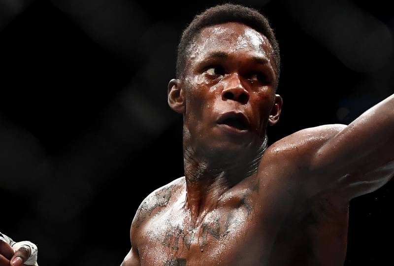 Adesanya-Gastelum set for Interim at UFC 236