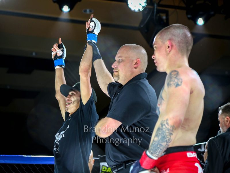 Trio of Post Jackson's MMA Series XXVII interviews