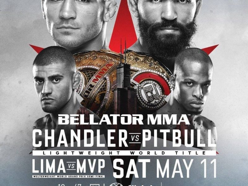 Trio of Big Contests announced for Bellator 221
