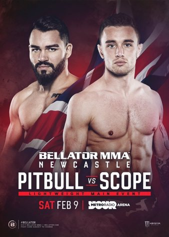 Bellator Newcastle Results
