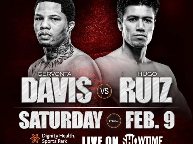 Davis vs. Ruiz Results