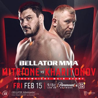 Bellator 215 Weigh-in Results