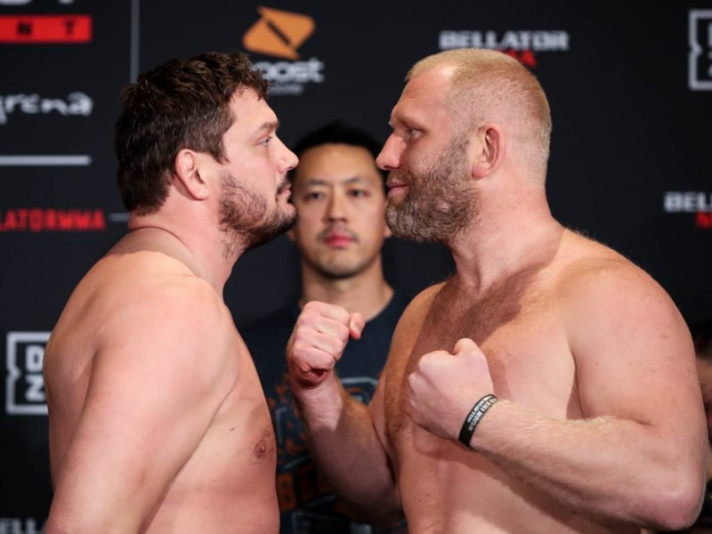 Bellator 215 Results