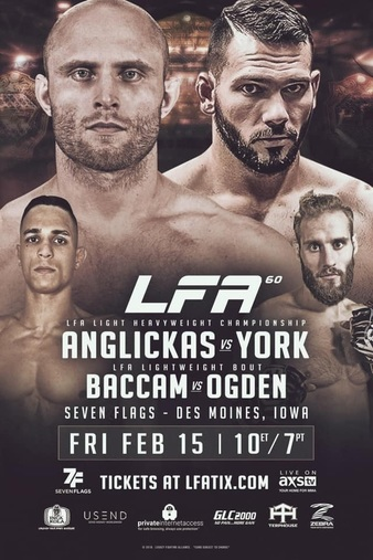 LFA 60 Weigh-in Coverage