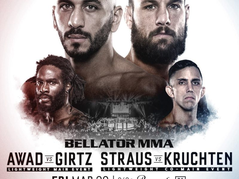 Pair of Lightweight Bouts sit atop Bellator 219