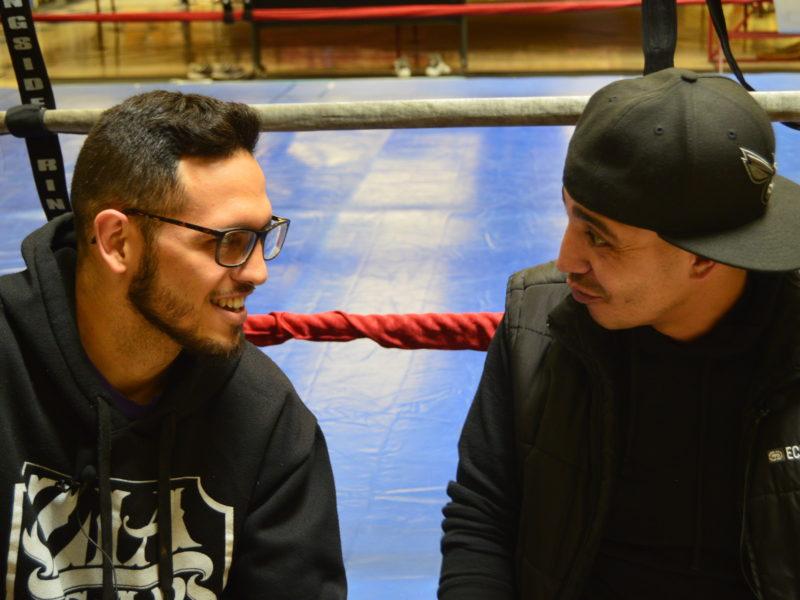 Pugilism in the Hollewood Light with Fidel Maldonado Jr. talking Duke City Lions
