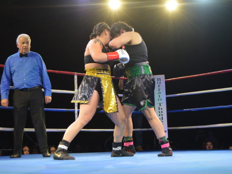 "Pair of Trilogy Bouts on tap for ""Duke City Lions"""
