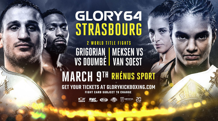 Glory 64 Results