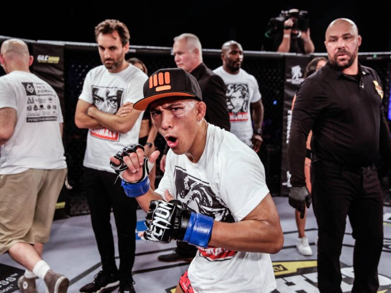 Vincent Cachero on facing Casey Kenney, impressing the UFC Brass, & what's key to get the W at LFA 62