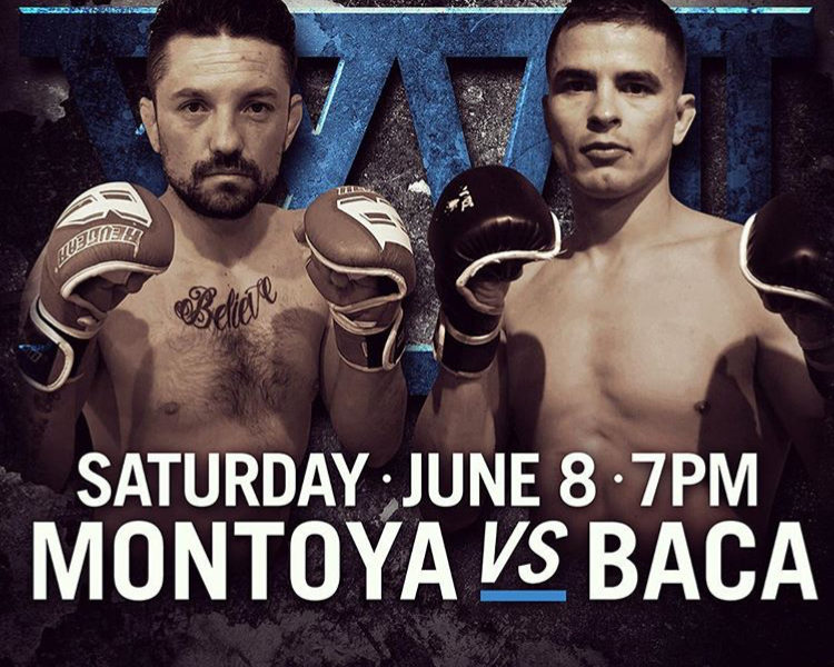 Montoya vs. Baca added to Southwest MMA Series 28
