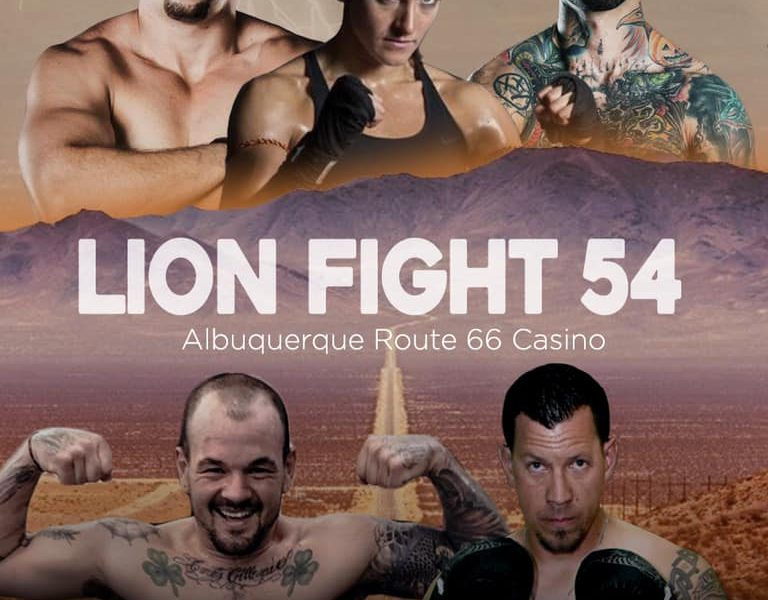 Pair of Big Changes to Lion Fight 54