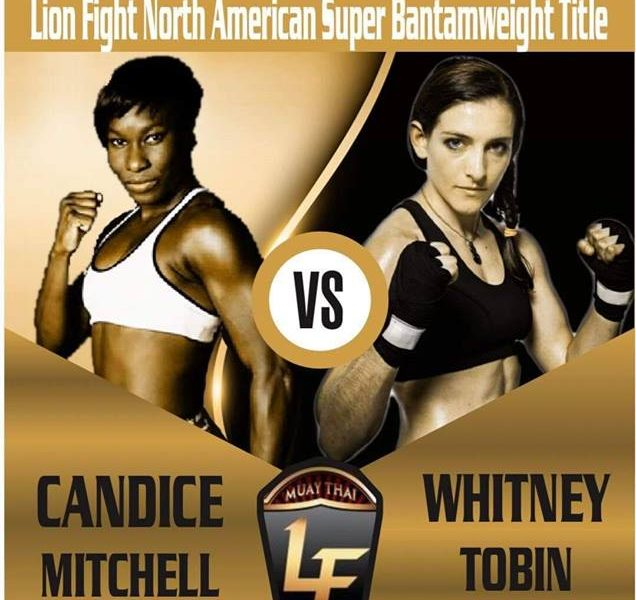 "Whitney Tobin on Muay Thai ""the people & the moments are Just something you can't pay for"""