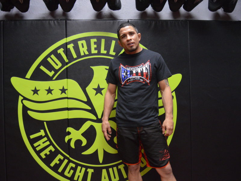 "Luis Luna ""What Matters is what Happens on Fight Night"""