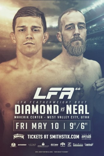 LFA 66 topped by Diamond vs. Neal