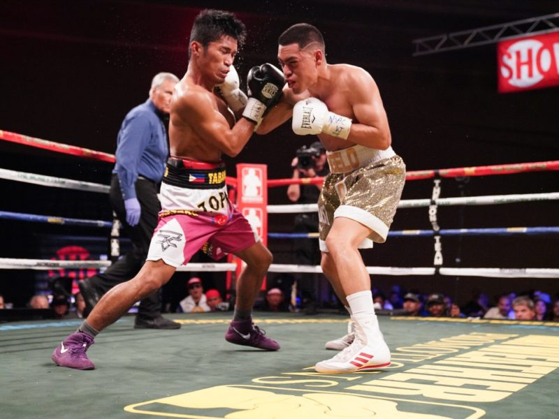 ANGELO LEO DOMINATES NEIL JOHN TABANAO IN UNANIMOUS DECISION WIN IN MAIN EVENT OF SHOBOX: THE NEW GENERATION
