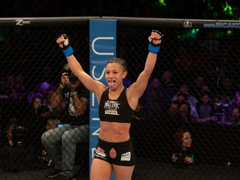 Pauline Macias on Not knowing she could love a Sport so much till finding MMA