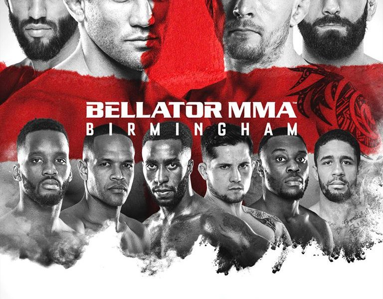 Bellator Birmingham Quick Results