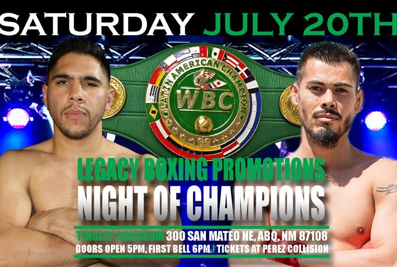 Searches come up with Opponents for Griego & Castillo