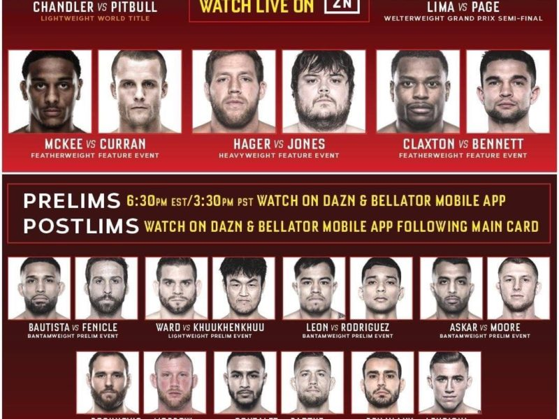 Bellator 221 Quick Results