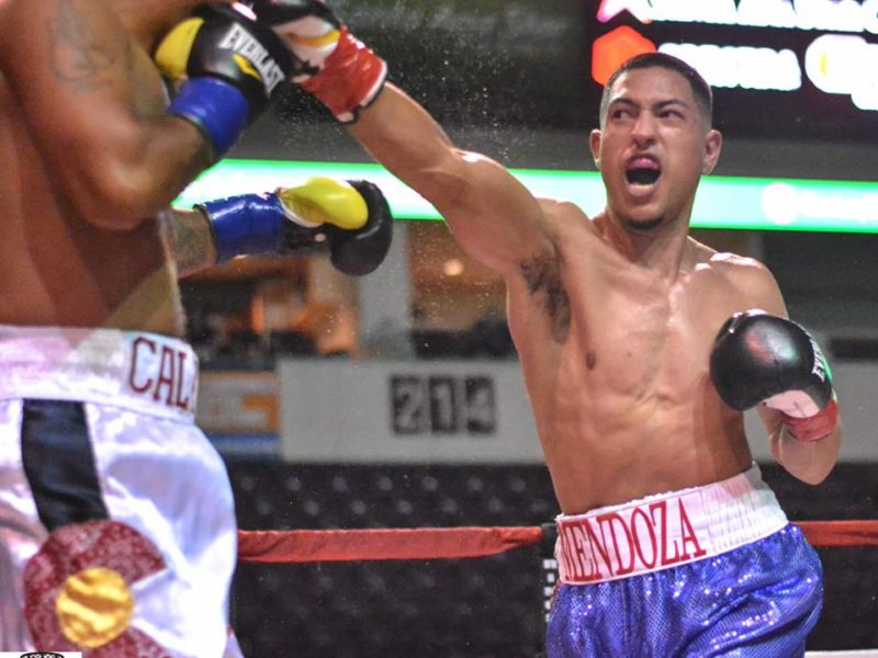 Brian Mendoza talks move to Las Vegas,  Contract with Top Rank, & Recent Knock out win
