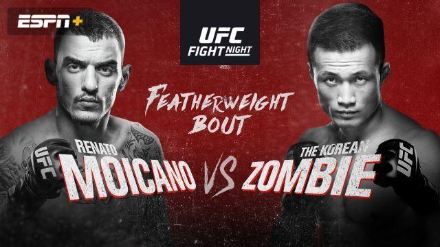 Moicano vs. Korean Zombie Preview