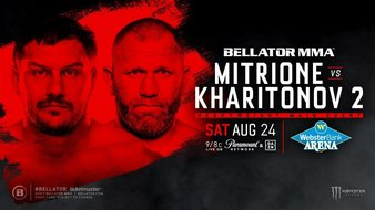 Mitrione vs. Kharitonov 2 set to headline Bellator 225