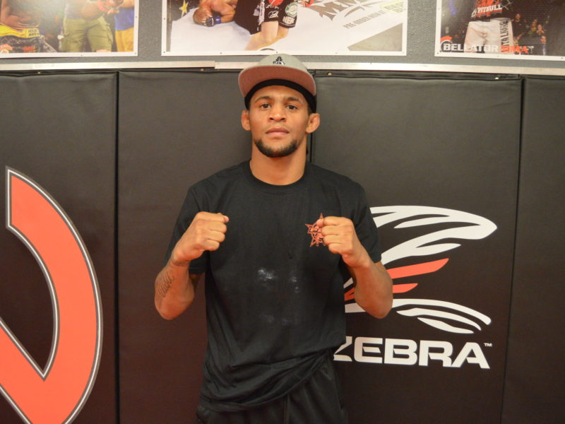 Pat Mix- focused on staying unbeaten & the Bellator Bantamweight Title