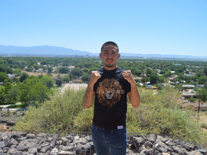 Javier Cepeda- MMA is my path to Take